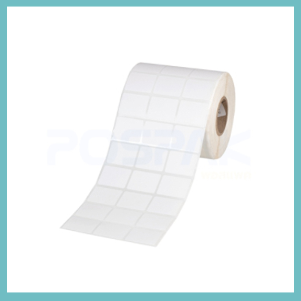 สติ๊กเกอร์บาร์โค๊ด Label size 32 x 25 mm จำนวน 1,000 ดวง/ม้วน